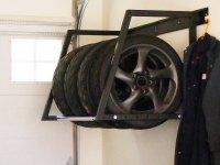 Tire Storage  Nuvo Garage