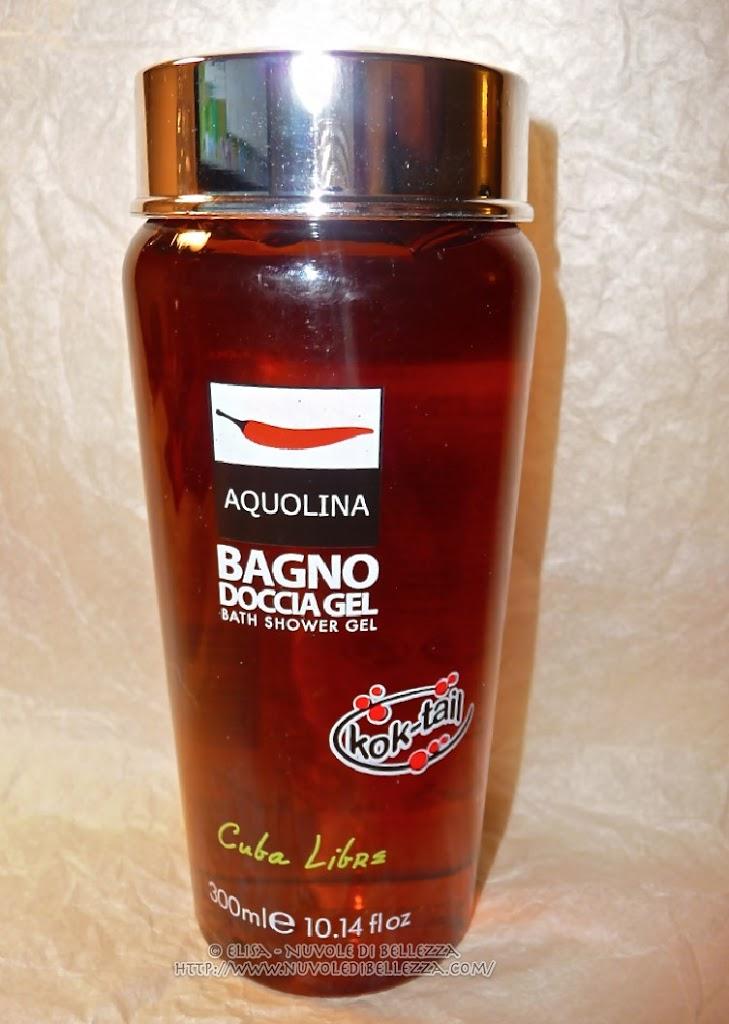 Bagno Doccia Crema Aquolina : Aquolina archivi nuvole di bellezza