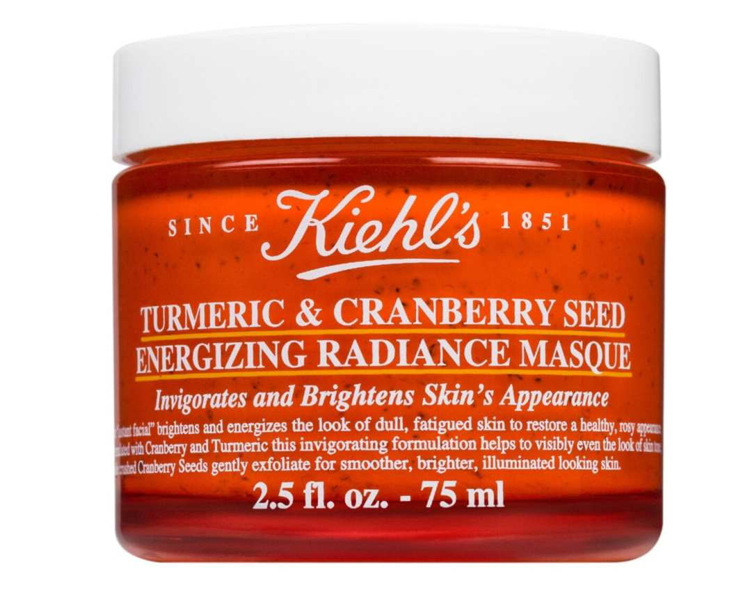Kiehl's Maschera Energizing Radiance Mask