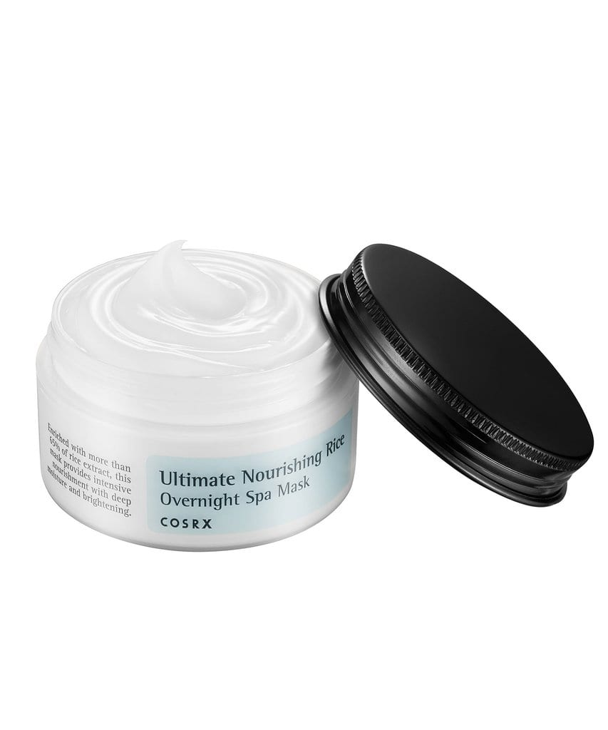 Cosrx Ultimate Nourisching Rice Overnight Spa Mask