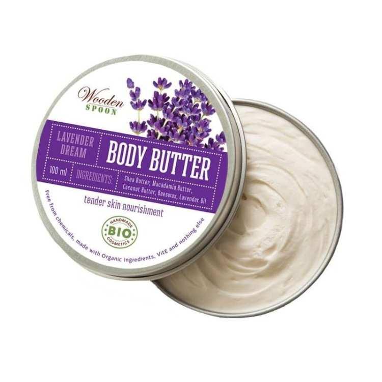 Burro Corpo Lavender Dream