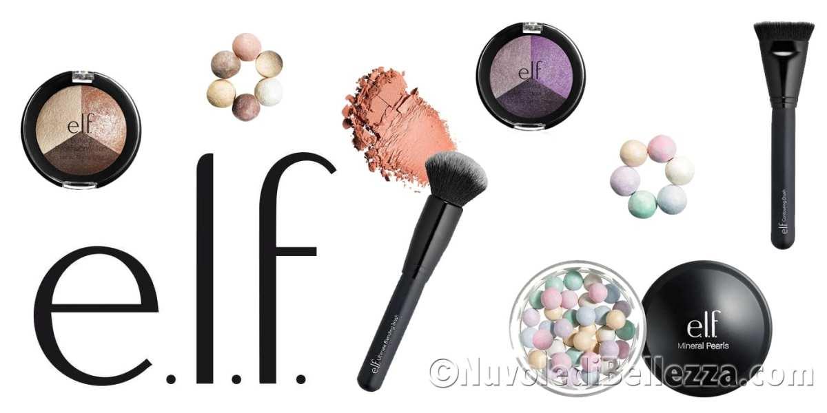 Elf Cosmetics Ritorna in Italia!
