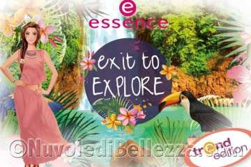 Essence Exit to Explore