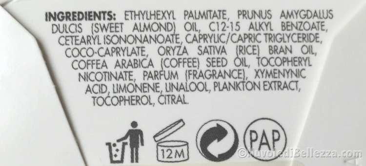 Inci Pupa Olio Anticellulite