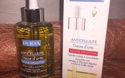 Pupa Olio Anticellulite