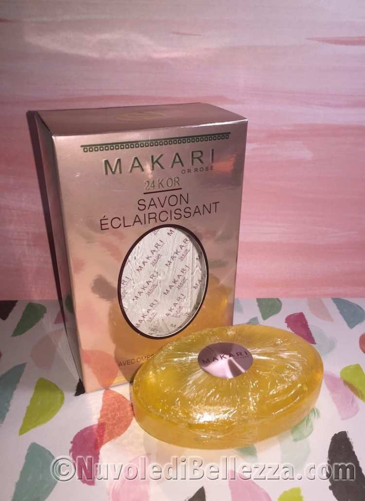 Makari 24K Gold Lightening Soap