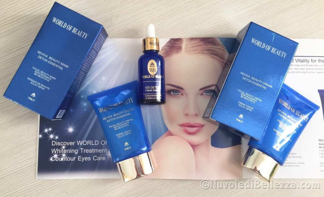 Reviva Detox World of Beauty
