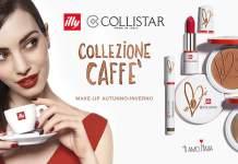 Collistar Caffè Illy: Collezione Trucco Autunno Inverno 2017 2018