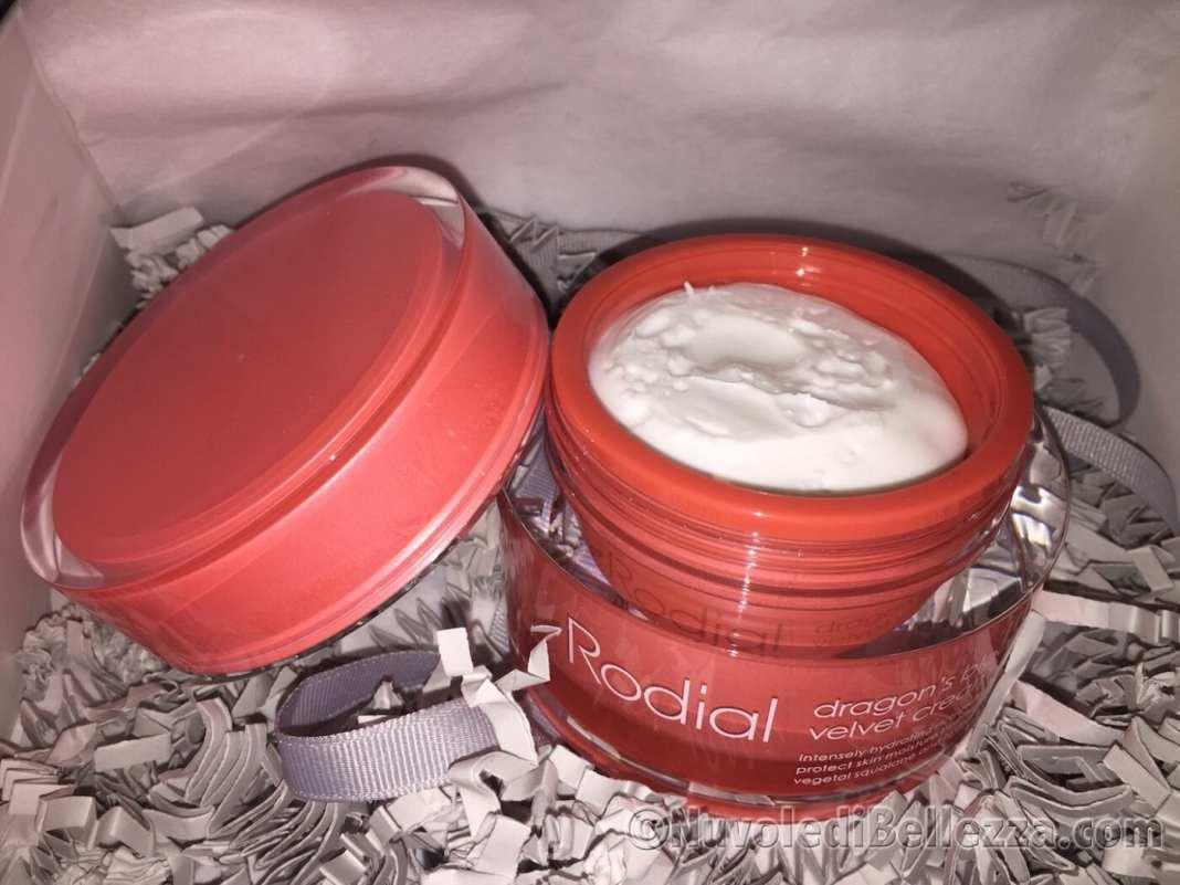 Rodial Skincare Dragon's Blood Velvet Cream