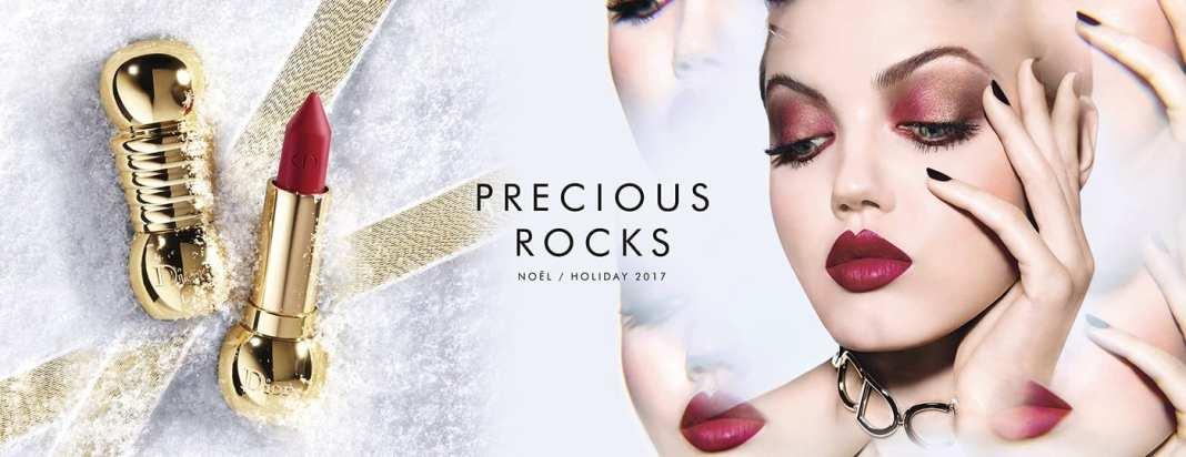 Dior Precious Rocks Collezione Natale 2017