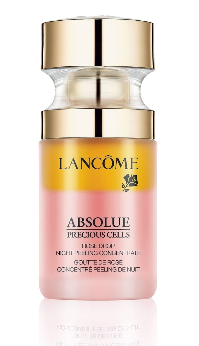 Lancome Absolue Precious Cells Rose Drop Night Peeling Concentate