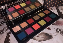 Swatches Mulac Different II Palette, Recensione e Opinioni