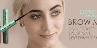 Brow Model Neve Cosmetics