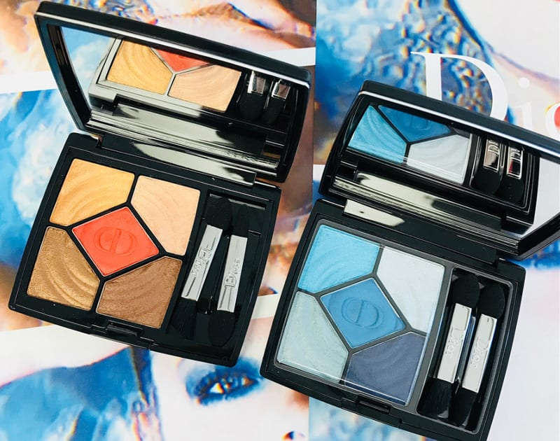 Dior Cool Wave Trucco Estate 2018