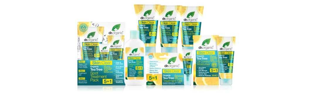 Dr Organics Skin Clear