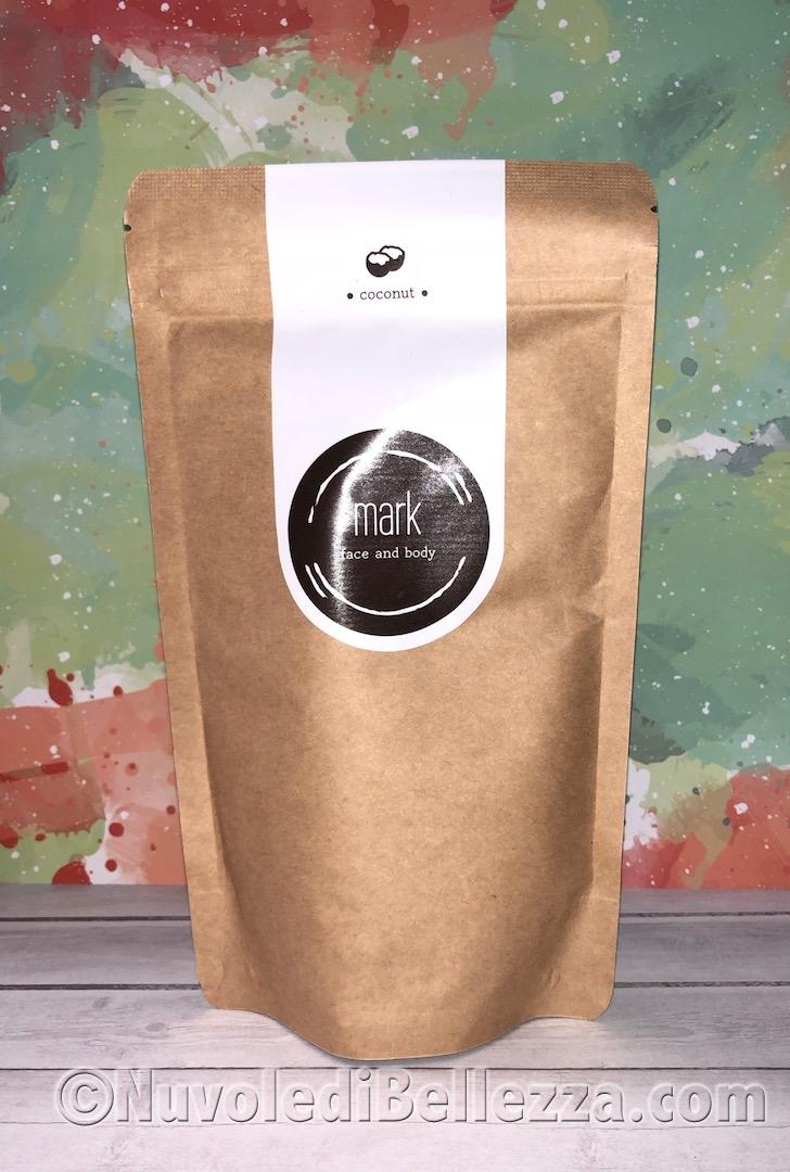 Mark Coffee Coconut Scrub Viso e Corpo Recensione