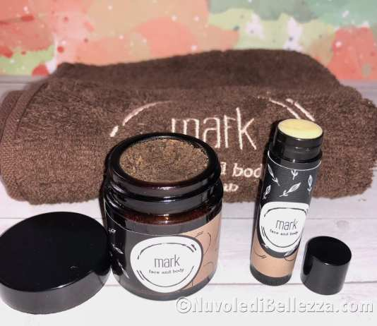 Mark Coffee Lips Scrub
