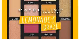 Maybelline Palette Lemonade Crazy