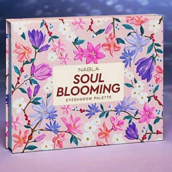 Nabla Soul Blooming Palette