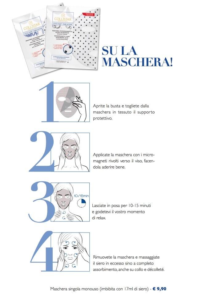 come usare maschera maghetica