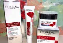 L'Oreal Paris Revitalift Cica Cream