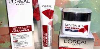 L'Oreal Paris Revitalift Cica Cream