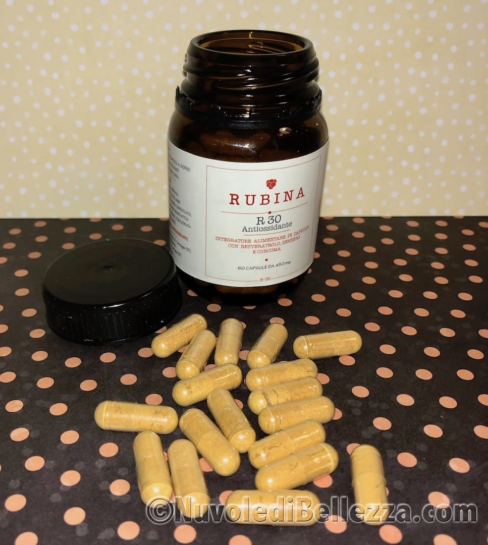 Rubina Cosmesi R30 Antiossidante