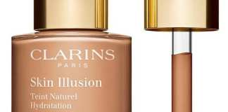 Fondotinta Clarins Skin Illusion Natural Hydrating Foundation