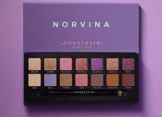 Norvina Palette Anastasia Beverly Hills