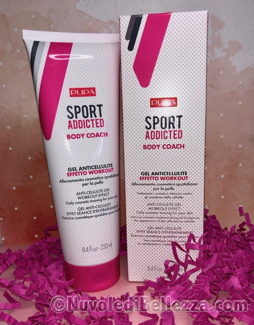 Pupa Gel Anticellulite Effetto Workout
