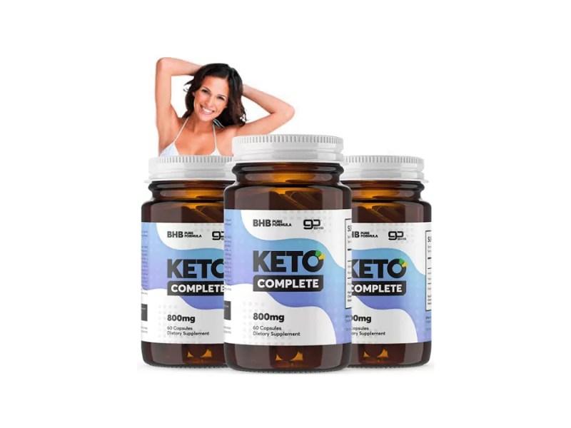 Avantages de Keto Complete