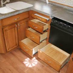 Kitchen Cabinets Pantry Best Undermount Sinks Nuwa Industries, Inc. Hitchhiker Champagne Photos
