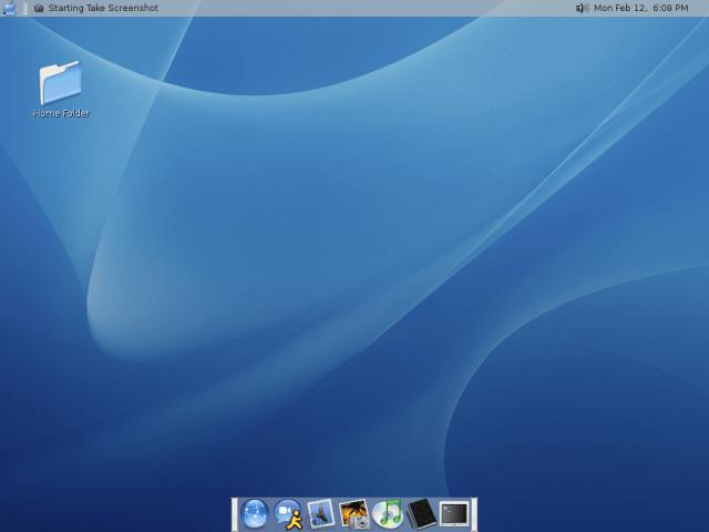 Ubuntu looking like OS X