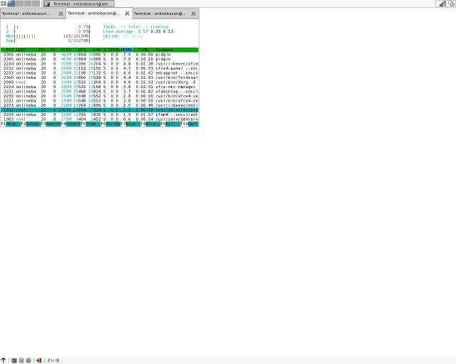 F7 Xfce Lightweight screeny ;)