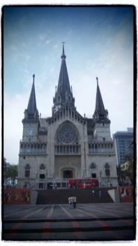 Cathedral Basilica Nuestra Señora del Rosario