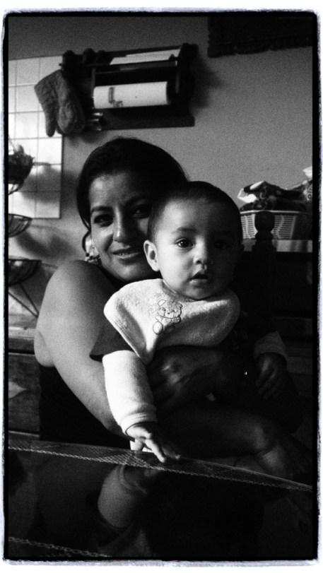 Nilly ve oğlu