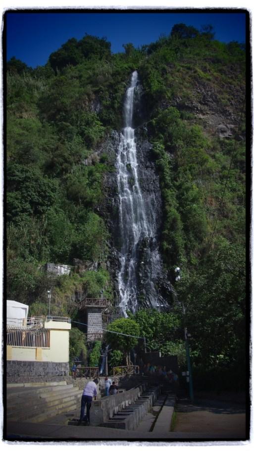 Cascada de la Virgen