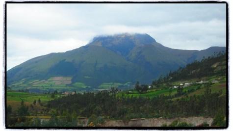 Imbaburra Dağı