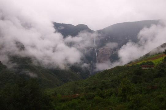 Catarata Gocta - Gokta Şelalesi