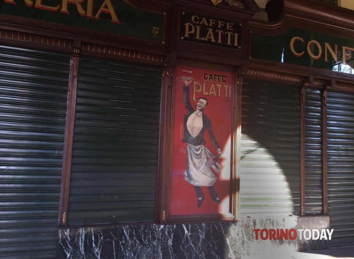 Platti - Serranda negozio