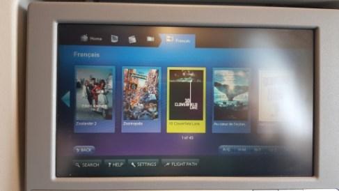 screen plane