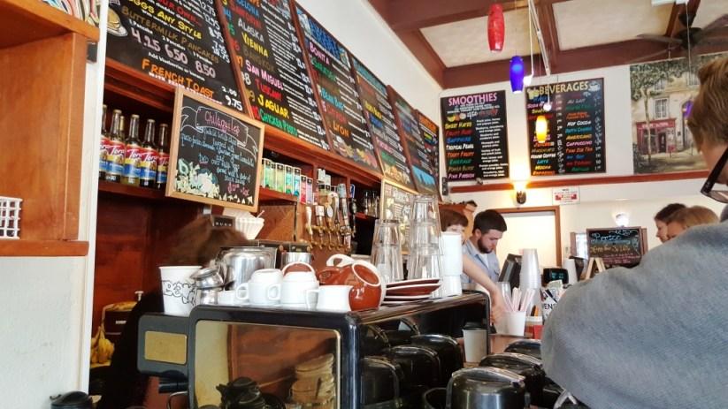 Bean Bag Cafe San Francisco