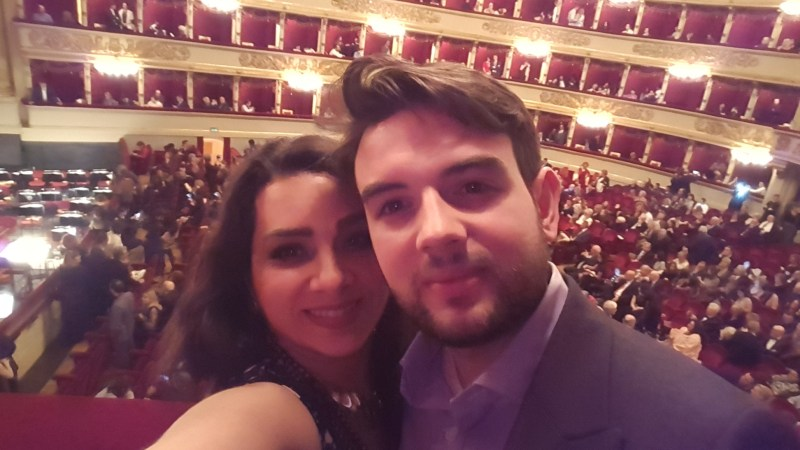 Teatro alla Scala loge