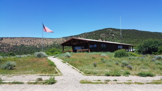 North Rim Black Canyon Ranger Station