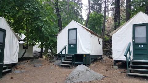 Half Dome Village - Tente n°420