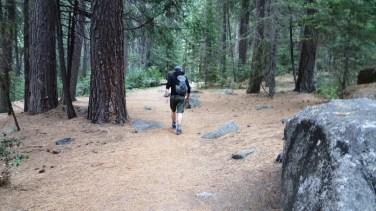 Mist Trail