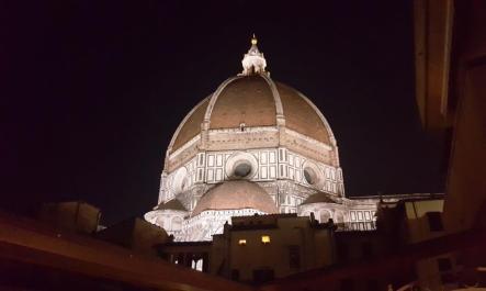 Airbnb Florence vue sur la Coupole
