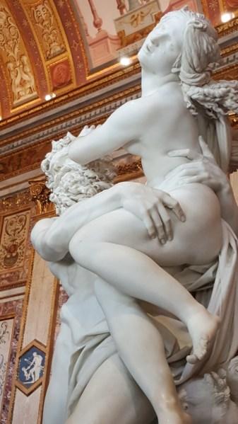 L'Enlèvement de Perséphone - Bernin