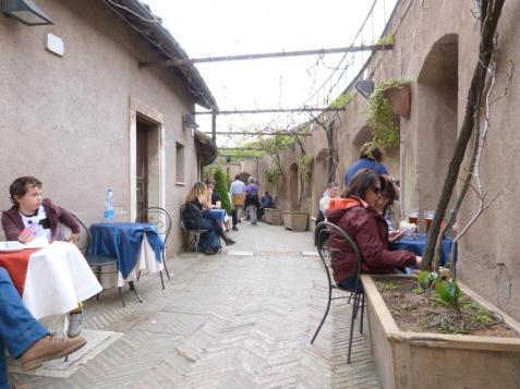 Café Sant Angelo Roma