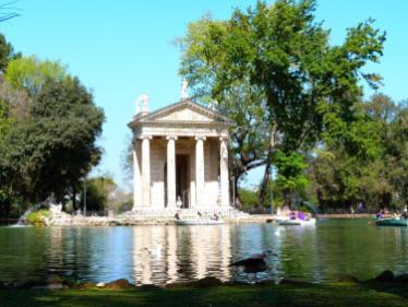 Villa Borghèse Rome
